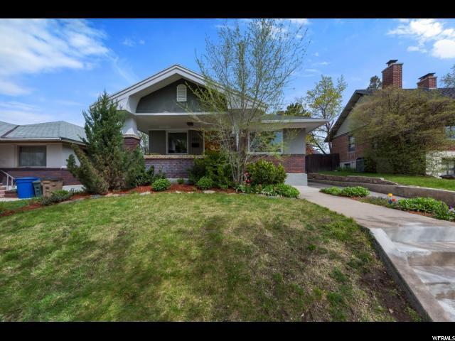 1551 E Emerson Ave, Salt Lake City, UT 84105 (#1518993) :: Bustos Real Estate | Keller Williams Utah Realtors
