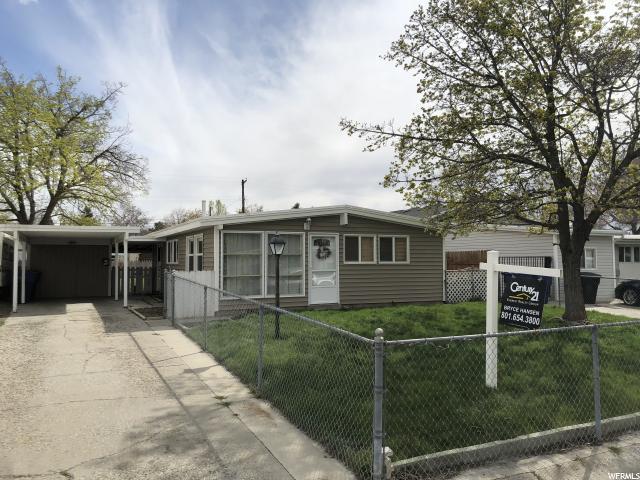 812 E 8425 S, Sandy, UT 84094 (#1519014) :: Bustos Real Estate | Keller Williams Utah Realtors