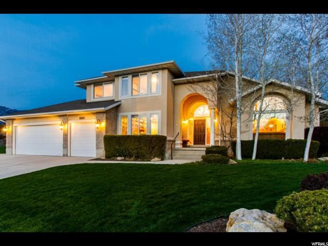 8281 S Set Point Cir, Sandy, UT 84093 (#1519017) :: Bustos Real Estate | Keller Williams Utah Realtors