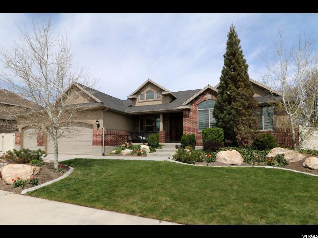 13549 S Muhlenburg Way, Riverton, UT 84065 (#1519028) :: Bustos Real Estate | Keller Williams Utah Realtors