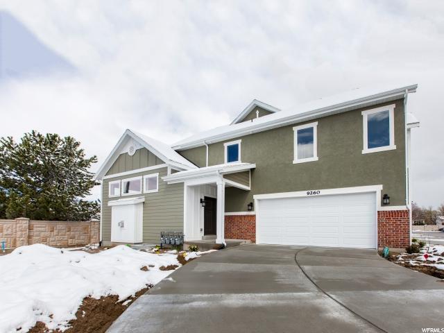 9260 S Ashborne Dr, Sandy, UT 84094 (#1519038) :: Bustos Real Estate | Keller Williams Utah Realtors