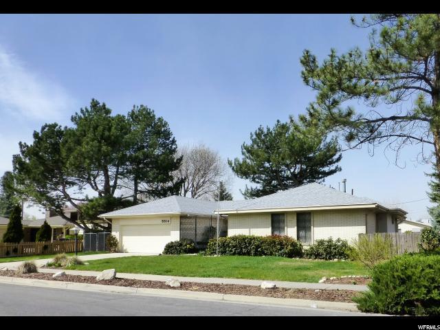 5514 S Brockway Dr E, Murray, UT 84117 (#1519060) :: Bustos Real Estate   Keller Williams Utah Realtors