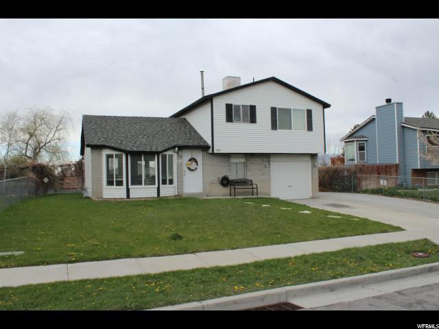 3544 W 5620 S, Taylorsville, UT 84118 (#1519071) :: Bustos Real Estate | Keller Williams Utah Realtors