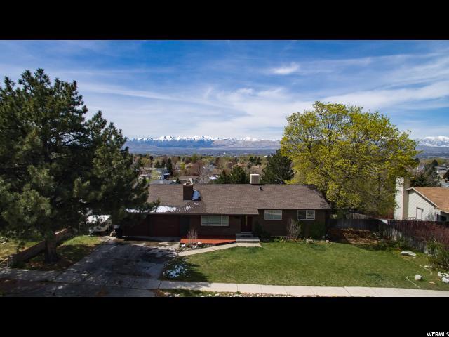 8848 S Altair E, Sandy, UT 84093 (#1519086) :: Bustos Real Estate | Keller Williams Utah Realtors