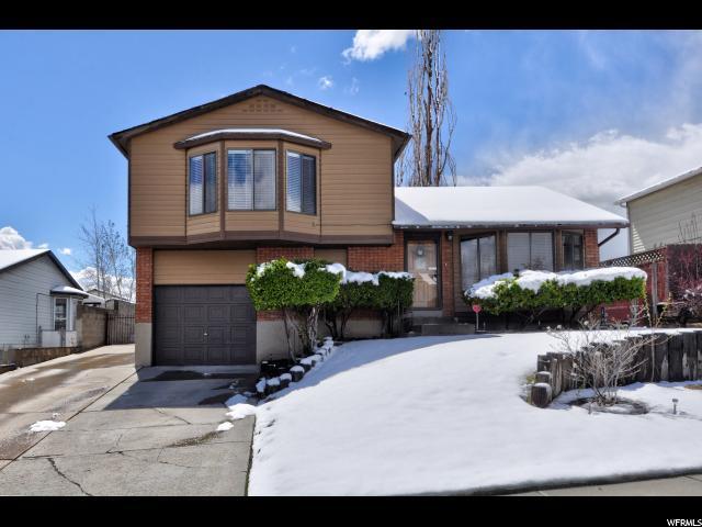 3505 W 5660 S, Taylorsville, UT 84129 (#1519093) :: Bustos Real Estate | Keller Williams Utah Realtors