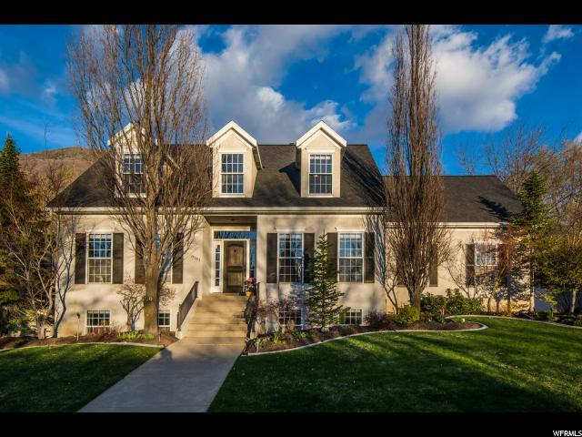8181 S Short Hills Dr, Cottonwood Heights, UT 84121 (#1519103) :: goBE Realty