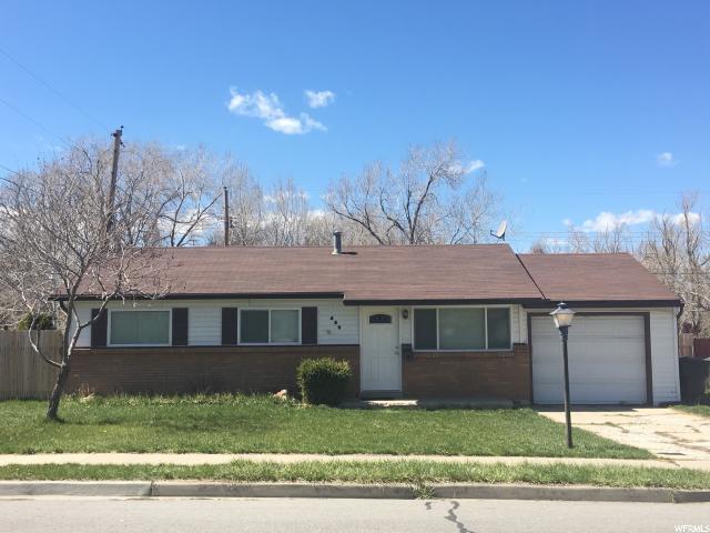 456 S 525 W, Tooele, UT 84074 (#1519107) :: Bustos Real Estate | Keller Williams Utah Realtors