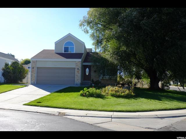 8278 S Argenta Dr, West Jordan, UT 84088 (#1519108) :: Bustos Real Estate | Keller Williams Utah Realtors