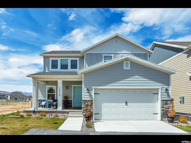 15216 S Dirks Bay W, Bluffdale, UT 84065 (#1519109) :: Bustos Real Estate | Keller Williams Utah Realtors