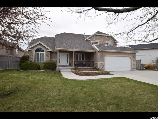 7795 N Tinamous Rd E, Eagle Mountain, UT 84005 (#1519131) :: The Fields Team