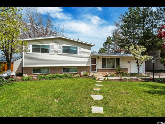 2085 E Villaire Ave S, Cottonwood Heights, UT 84121 (#1519134) :: goBE Realty