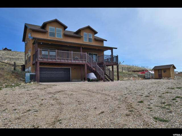 223 E Sage Ln, Wanship, UT 84017 (MLS #1519150) :: High Country Properties