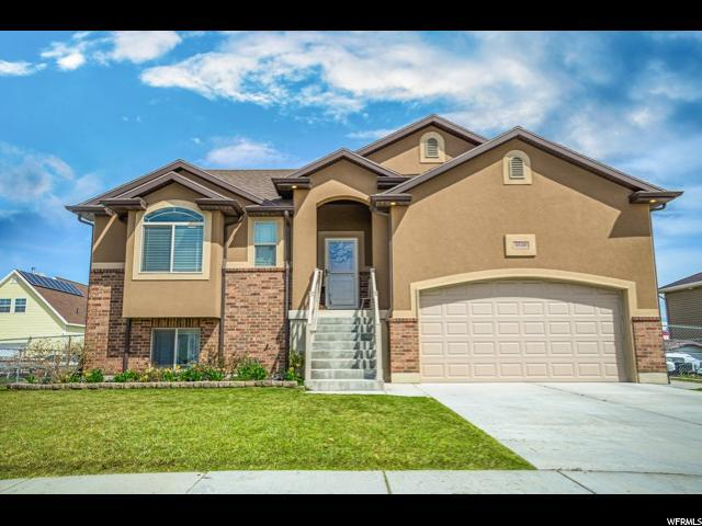 5510 S 6300 W, Hooper, UT 84315 (#1519153) :: Big Key Real Estate