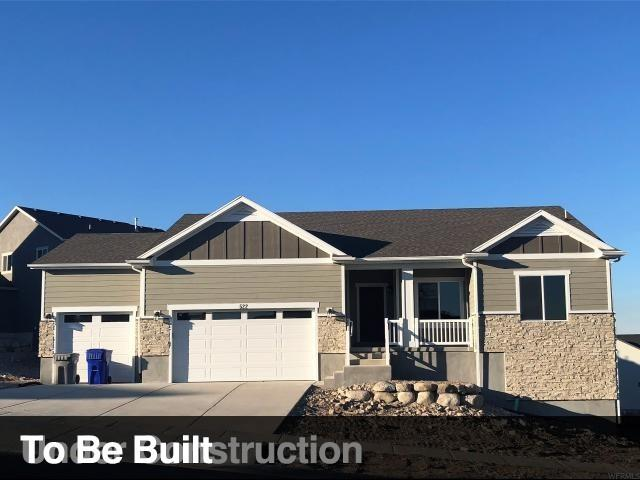 612 W Deer Canyon Dr S #6442, Saratoga Springs, UT 84045 (#1519161) :: RE/MAX Equity
