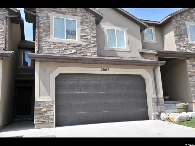 2007 N Belmont Dr, Saratoga Springs, UT 84045 (#1519179) :: RE/MAX Equity
