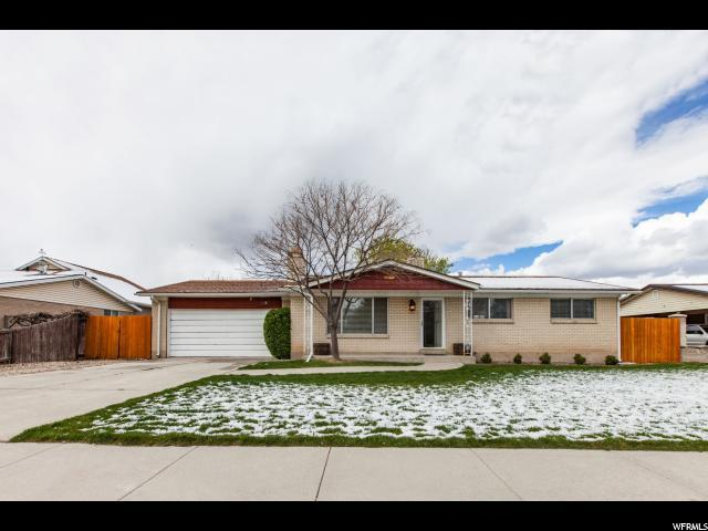 4462 W 4415 S, West Valley City, UT 84120 (#1519197) :: Exit Realty Success