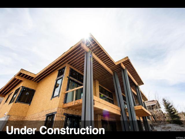 3808 Sun Ridge Dr #16, Park City, UT 84060 (#1519201) :: Bustos Real Estate   Keller Williams Utah Realtors