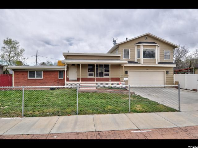 3969 S Sunnyvale Dr, West Valley City, UT 84120 (#1519206) :: The Fields Team