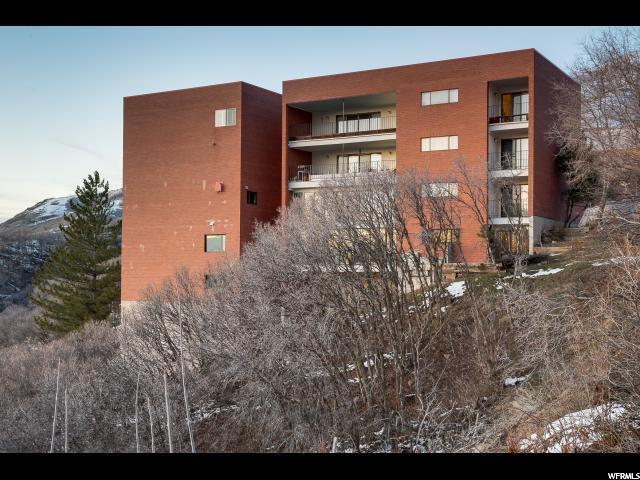 850 S Donner Way E #201, Salt Lake City, UT 84108 (#1519212) :: Red Sign Team