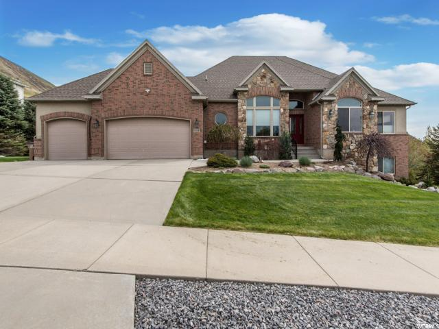 1838 E New River Dr S, Draper, UT 84020 (#1519220) :: Exit Realty Success