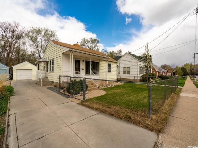 1131 S Gramercy, Ogden, UT 84404 (#1519232) :: Bustos Real Estate | Keller Williams Utah Realtors
