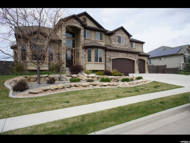12259 N Lighthouse Dr E, Highland, UT 84003 (#1519333) :: Exit Realty Success