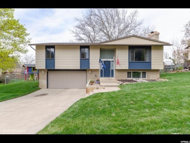 3167 N 1075 E, North Ogden, UT 84414 (#1519334) :: Bustos Real Estate | Keller Williams Utah Realtors
