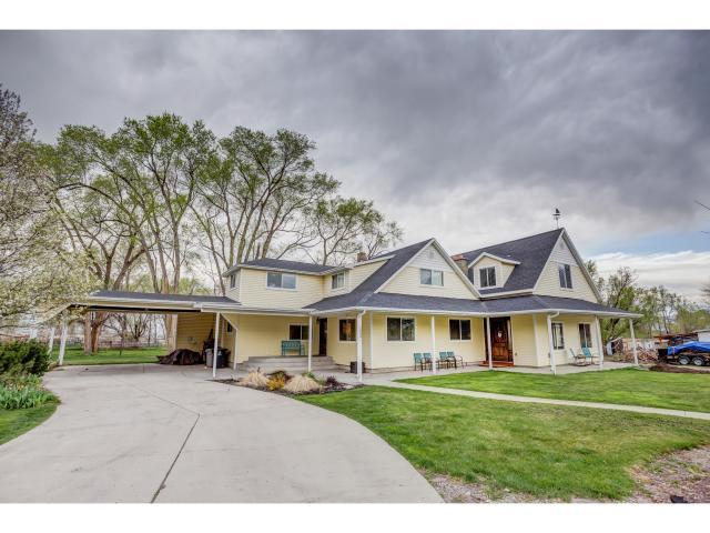 1682 S Main St., Springville, UT 84663 (#1519367) :: The Fields Team