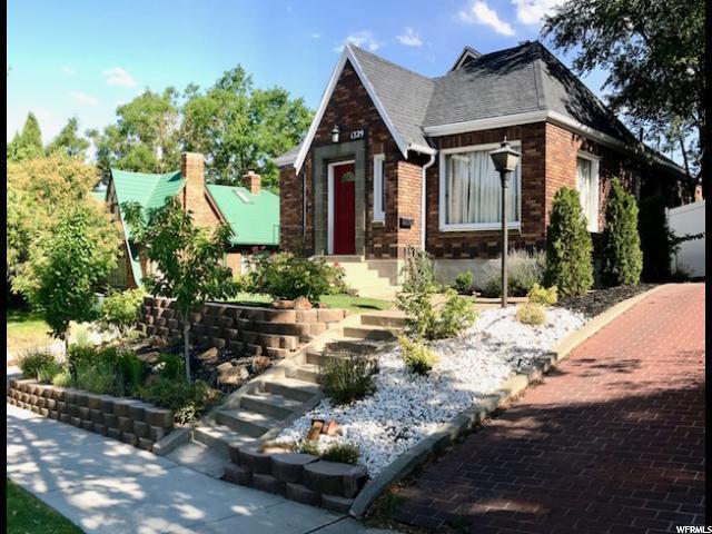 1329 E 1700 S, Salt Lake City, UT 84105 (#1519379) :: Bustos Real Estate | Keller Williams Utah Realtors
