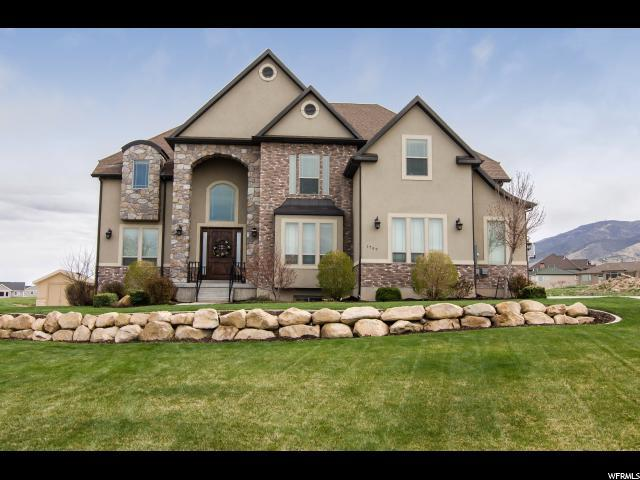 1757 S Centennial Blvd, Saratoga Springs, UT 84045 (#1519395) :: Big Key Real Estate
