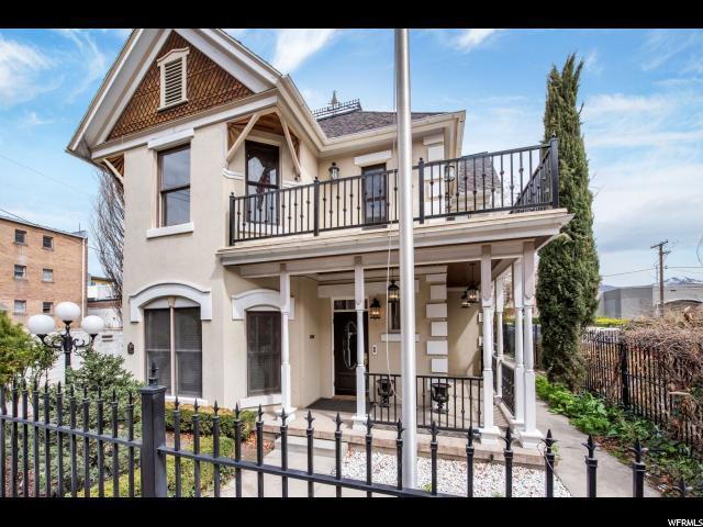 327 S Denver St, Salt Lake City, UT 84111 (#1519407) :: Bustos Real Estate | Keller Williams Utah Realtors
