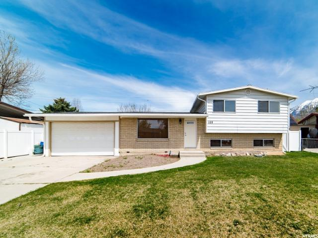 1128 W 400 N, Provo, UT 84601 (#1519408) :: RE/MAX Equity