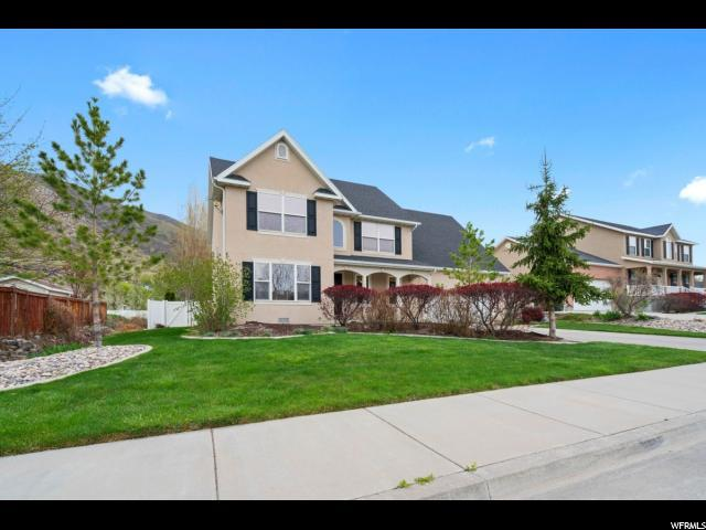 496 N 450 E, Springville, UT 84663 (#1519414) :: The Fields Team