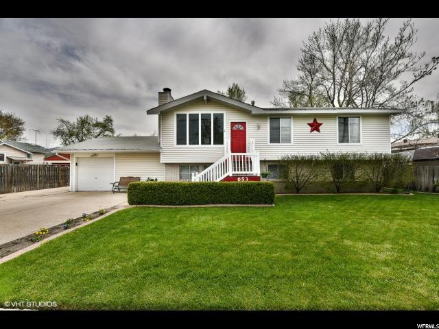 653 W Pages Ln N, West Bountiful, UT 84087 (#1519417) :: The Fields Team