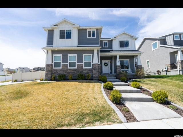 7897 N Broken Arrow Ln W, Eagle Mountain, UT 84005 (#1519449) :: The Fields Team
