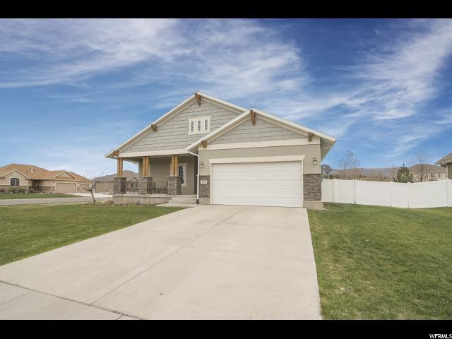 1085 E Grist Mill Rd S, Heber City, UT 84032 (MLS #1519466) :: High Country Properties