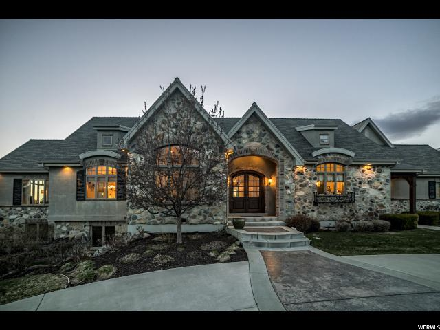 497 N Quail Hollow Ln E, Alpine, UT 84004 (#1519491) :: goBE Realty