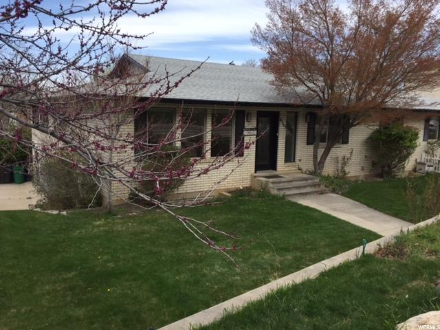4115 N Foothill E, Provo, UT 84604 (#1519520) :: RE/MAX Equity