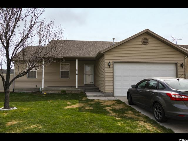 4516 N Heritage Dr #7, Eagle Mountain, UT 84005 (#1519526) :: RE/MAX Equity