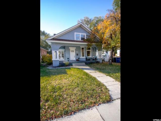 852 Green St S, Salt Lake City, UT 84102 (#1519531) :: Bustos Real Estate | Keller Williams Utah Realtors