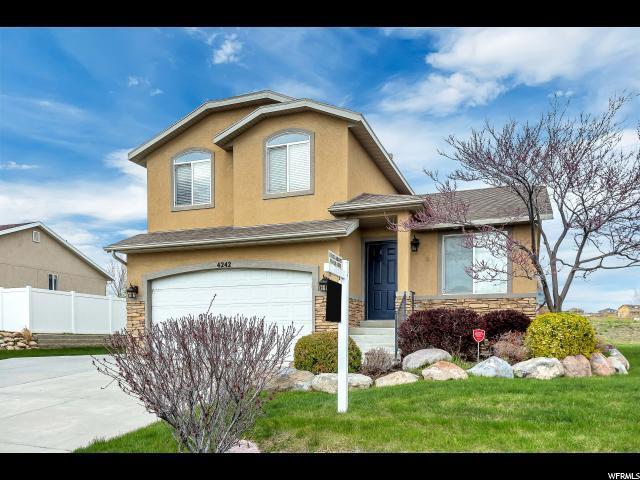 4242 W 11430 S, South Jordan, UT 84095 (#1519536) :: Bustos Real Estate | Keller Williams Utah Realtors