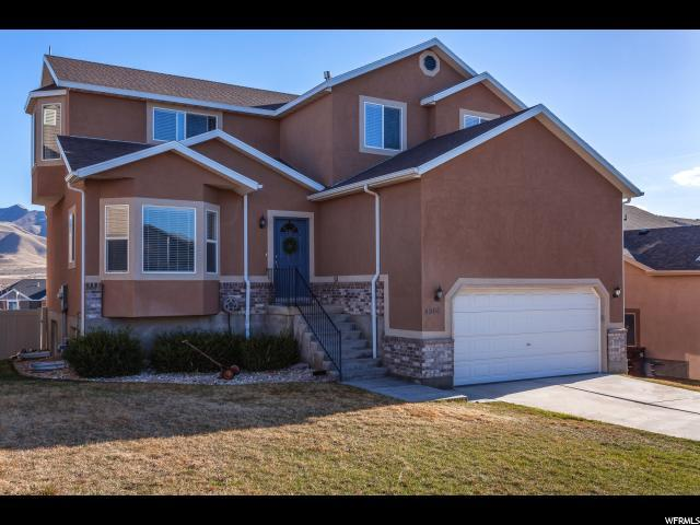 4566 E Ponderosa Way, Eagle Mountain, UT 84005 (#1519548) :: The Fields Team