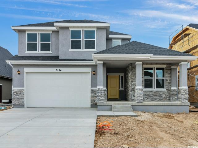 2194 W Autumn Dr #16, Mapleton, UT 84664 (#1519594) :: The Utah Homes Team with iPro Realty Network