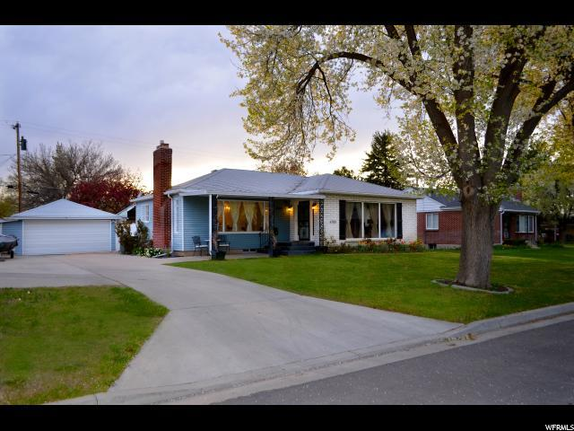 4700 S Meadow View Rd E, Murray, UT 84107 (#1519596) :: Big Key Real Estate