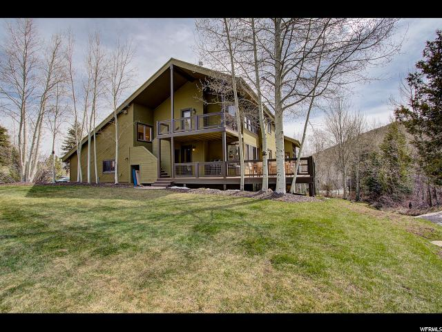 3743 Ecker  Hill Dr #14, Park City, UT 84098 (#1519606) :: Exit Realty Success