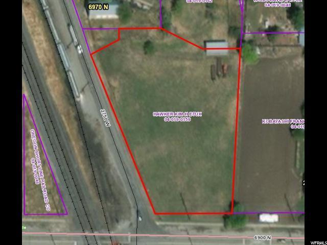 6900 N 2750 W, Honeyville, UT 84314 (#1519612) :: Red Sign Team