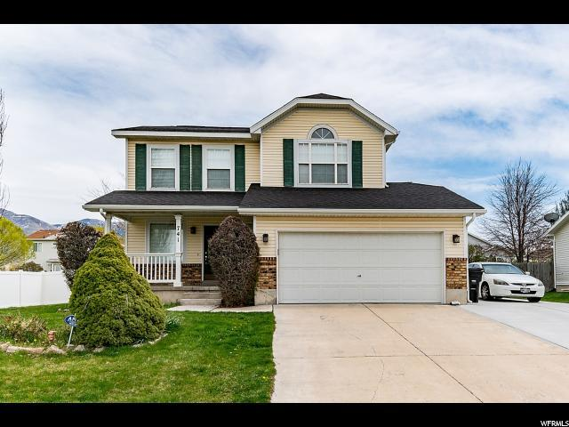 741 Country Club Dr, Stansbury Park, UT 84074 (#1519615) :: The Fields Team