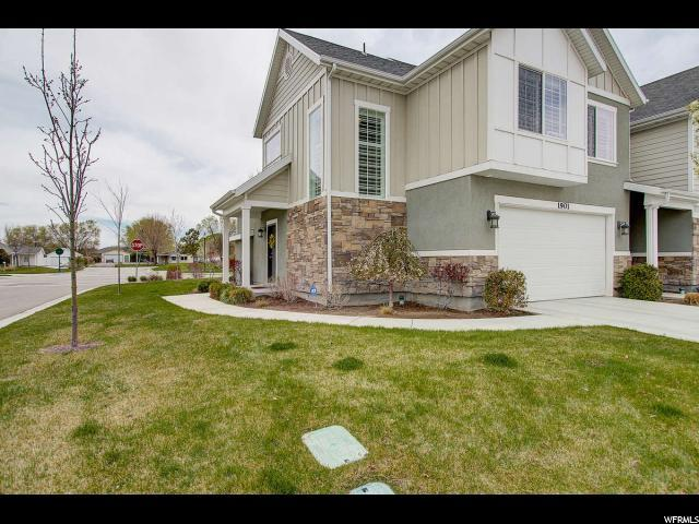 1901 W Park Heights Dr, Riverton, UT 84065 (#1519689) :: goBE Realty