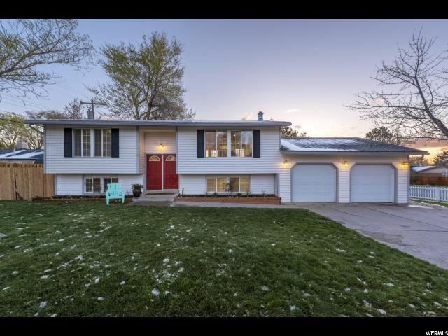 8394 S El Manicero Way E, Sandy, UT 84093 (#1519697) :: Bustos Real Estate | Keller Williams Utah Realtors