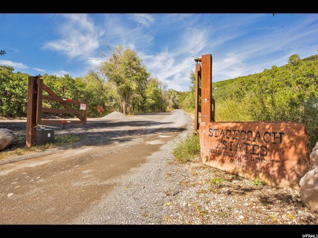 10727 W Upper Cove Rd, Park City, UT 84098 (MLS #1519706) :: High Country Properties